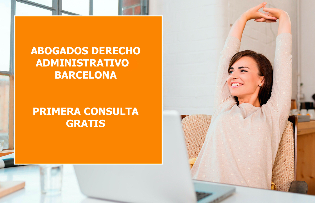 Abogado administrativo barcelona